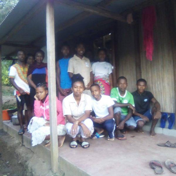 Réintégration de la maison d'accueil pour la rentrée de nos étudiants